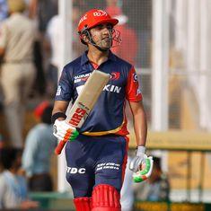 Gautam Gambhir smashes quick-fire century to send Delhi into Vijay Hazare Trophy semi-finals