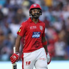 IPL 11, KXIP v DD as it happened: Rahul's record fifty steers Punjab to easy win over Delhi