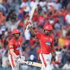 KL Rahul smashes fastest IPL fifty as KXIP cruise to six-wicket win against Delhi