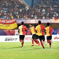 Super Cup: Laldanmawia Ralte's stoppage-time penalty helps East Bengal seal semi-final berth