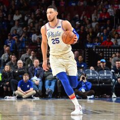NBA: Philadelphia 76ers beat Mavericks, Utah Jazz confirm play-off spot