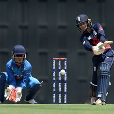 India v England, 2nd women's ODI, as it happened: Visitors record comfortable win