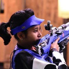 Shooting: Chinki Yadav, Mehuli Ghosh bag gold at T5 national selection trials