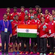 CWG 2018 Badminton: Fabulous India create history by clinching mixed team gold