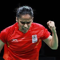 The big news: Saina Nehwal helps India win first badminton mixed team gold, and 9 other top stories