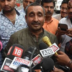 Top news: Police book Unnao rape accused MLA Kuldeep Singh Sengar after complainant's car crash