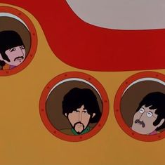'Yellow Submarine', featuring The Beatles, to be re-released in July