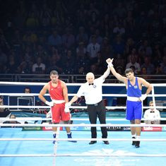 CWG 2018 Boxing: 19-year-old Naman Tanwar's special talent has held everyone spellbound