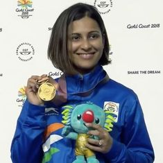 CWG 2018, day 6, as it happened: Women's hockey team joins the men in SF, Anas finishes 4th in 400m