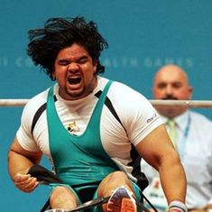 CWG 2018: India para-powerlifter Sachin Chaudhary wins bronze
