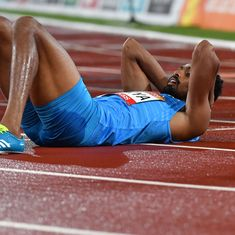 CWG 2018 athletics: Muhammed Anas breaks national record with fourth-place finish in 400m final