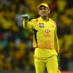 IPL 2020: MS Dhoni says experience of 300 ODIs pays off as Chennai Super Kings beat Mumbai Indians