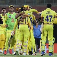 CSK's tryst with last-over heists continue during monumental homecoming against KKR