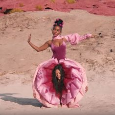 Watch: Janelle Monáe's new music video is a girl power anthem (and a glorious ode to vaginas)