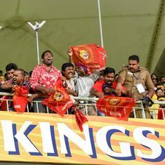 Chennai Super Kings' homes games set to be moved to Pune amid Cauvery protests