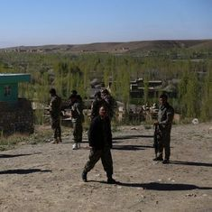 Afghanistan: 18 dead after Taliban militants storm government compound in Ghazni