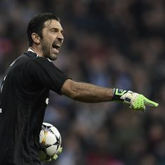 Serie A: Buffon set to overtake Maldini for record league appearances, Juventus look to extend lead