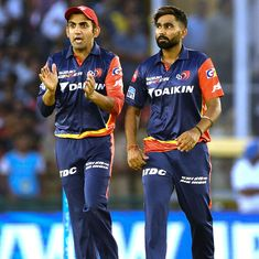 'Would've been easier to chase if it was a 20-over game': Gambhir rues DD's loss to RR