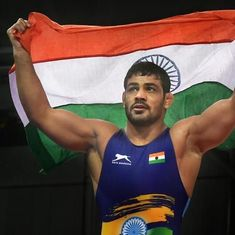 CWG 2018, day 8 round-up: Medals galore as wrestlers join the party for India