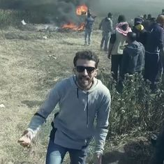 Watch: Palestinian rapper MC Gaza pays a tribute to journalist killed by Israeli snipers