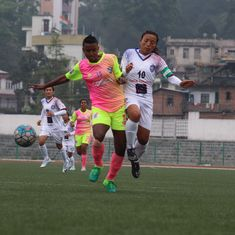 Prameshwori, Mandakini score in extra-time to send Eastern Sporting Union to IWL final
