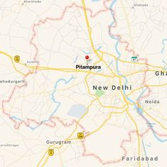 New Delhi: Four of family die as fire breaks out in residential building