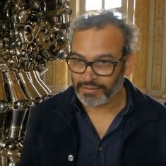 Watch: From cowdung to kitchen utensils, artist Subodh Gupta turned it all into art in an exhibition
