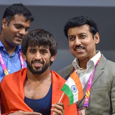 CWG 2018, day 9 round-up: Anish, Bajrang shine after needle pricks India again