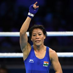 CWG 2018 Boxing: Mary Kom, Gaurav Solanki and Vikas Krishan win gold medals