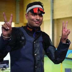 Indian shooting: Sanjeev Rajput wins gold in men's 50m rifle 3 Positions event at selection trials