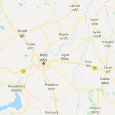 Rajasthan: Three people feared trapped as building collapses in Kota