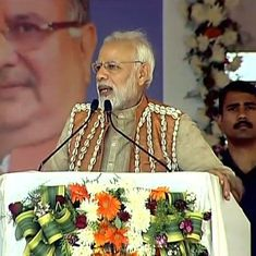 'India has a prime minister today because of Ambedkar,' says Narendra Modi