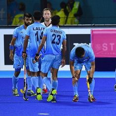 CWG 2018 Hockey: India miss out on bronze medal after losing 2-1 to England