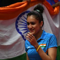 Table Tennis Federation of India recommends CWG hero Manika Batra for Arjuna Award