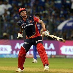 MI vs DD, as it happened: Roy's unbeaten 91 takes Delhi to last-ball win, earn first win of season