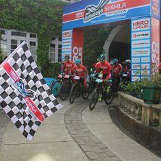 Hero MTB Shimla 2018: David Kumar, Sarah Appelt shine on challenging new route
