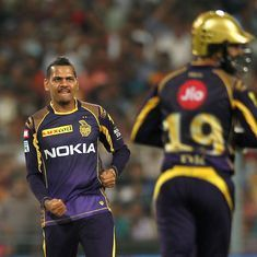 I want to be a part of any tournament where Knight Riders have a team: Sunil Narine