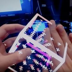 Watch: This device will blur the line between physical and digital reality, if it can be made