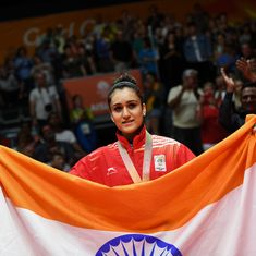 'I have done my bit, now it's up to Manika Batra to take table tennis forward': Sharath Kamal