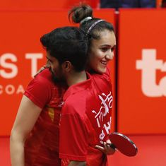 CWG 2018 table tennis: Manika Batra ends stunning campaign with mixed doubles bronze