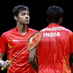 China Open: Satwik-Chirag go down to top seeds Gideon-Sukamuljo in straight games