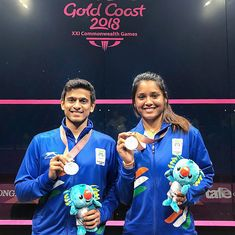 SRFI refuses to acknowledge coaches recommended by CWG medalists Pallikal, Ghosal for awards