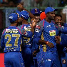 IPL 11, RCB vs RR as it happened: Rajasthan beat Bangalore by 19 runs in high-scoring encounter