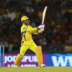 'KXIP won the match, but Dhoni won hearts': CSK skipper's epic knock bowls over Twitter