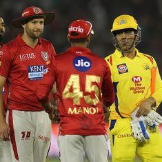 KXIP vs CSK, as it happened: Despite Dhoni's late heroics, Punjab edge out Chennai