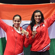 'I treat both Saina Nehwal and PV Sindhu as precious diamonds,' says Pullela Gopichand