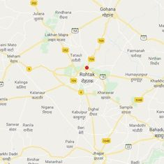 Rohtak: Police find body of girl stuffed in a bag inside a drain