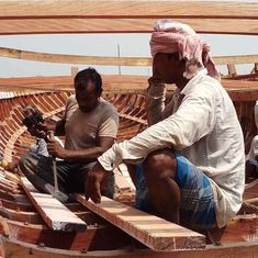 With their livelihoods under threat, boat-makers of West Bengal's Balagarh pray for the tide to turn