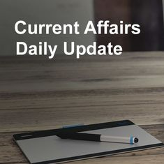 Current Affairs May 12th 2018