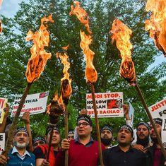 दिल्ली हाई कोर्ट द्वारा दुष्कर्मियों के लिए फांसी की सजा पर सवाल उठाने सहित दिन के बड़े समाचार